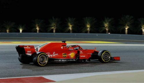 F1: Rutinska pobeda Fetela u Bahreinu 9