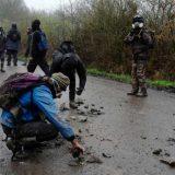 Francuska: U akciji 2.500 policajaca ispaljeno više od 50 suzavaca 2