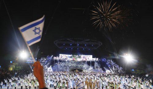 Proslava Izraela u rangu Olimpijskih igara 7