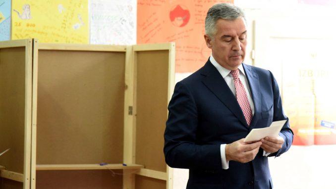Đukanović predsednik Crne Gore u prvom krugu (FOTO) 4