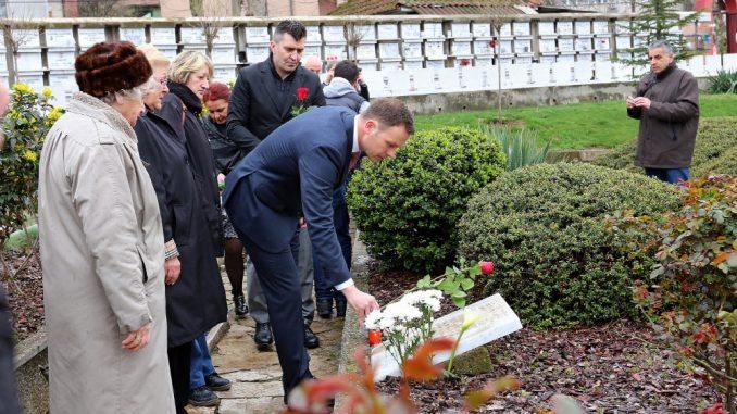 Sećanje na bombardovanje 6. aprila 1941. 1