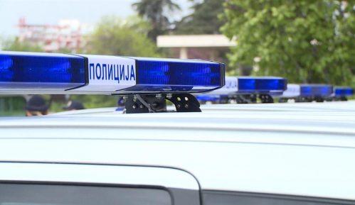 Uhapšene dve osobe zbog sumnje da su zapaljivom tečnošću polile automobil 13