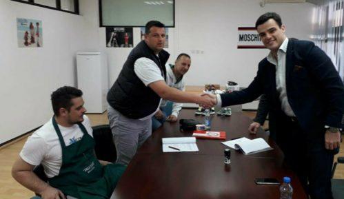 Sloga: Potpisan kolektivni ugovor u knjaževačkom Falk East-u 10