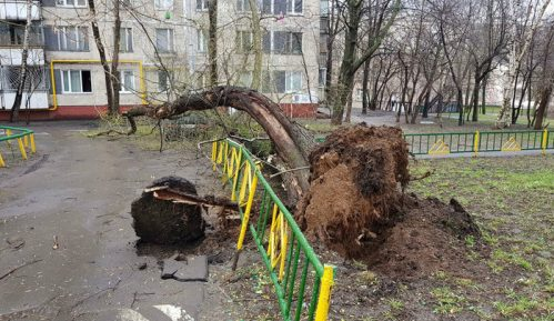 Nevreme u Moskvi: Povređeno 17 osoba, dvoje poginulo (VIDEO) 4
