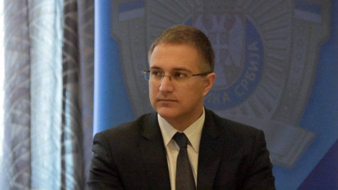 Stefanović: Podaci o građanima u MUP-u potpuno zaštićeni 1