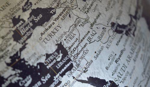 Novi raketni napadi u Siriji 10