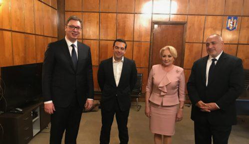 Vučić: Želimo da budemo sledeći u EU 1