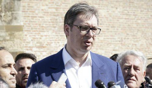 Vučić: Srbija zbog sebe mora da rešava odnose sa Albancima 9