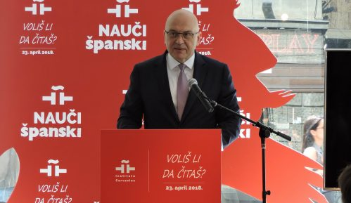 Ministar čitao dela Andrića i Dučića 2