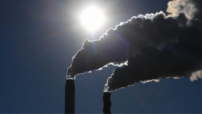 Infografika: 400 milijardi tona ugljenika otpušteno u atmosferu 1
