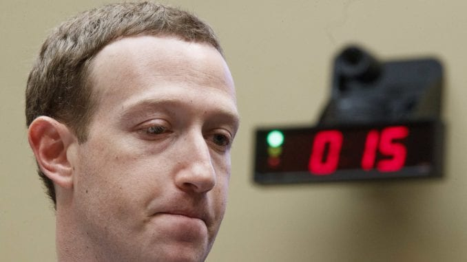 Velika istraga Vlade SAD protiv vodećih tehnoloških firmi, Fejsbuk u centru pažnje 4