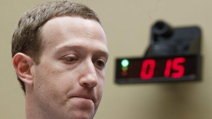 Velika istraga Vlade SAD protiv vodećih tehnoloških firmi, Fejsbuk u centru pažnje 1