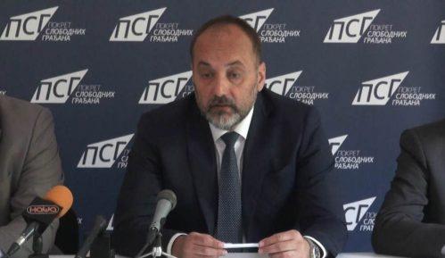 Za nastup PSG na izborima i narodnjaci sporni 7