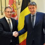 Saradnja srpske i belgijske policije u oblasti organizovanog kriminala 14