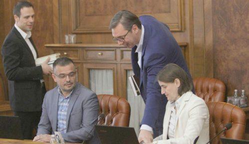 Odlazak Vujovića ne znači i rekonstrukciju Vlade 7