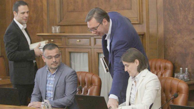 Odlazak Vujovića ne znači i rekonstrukciju Vlade 1