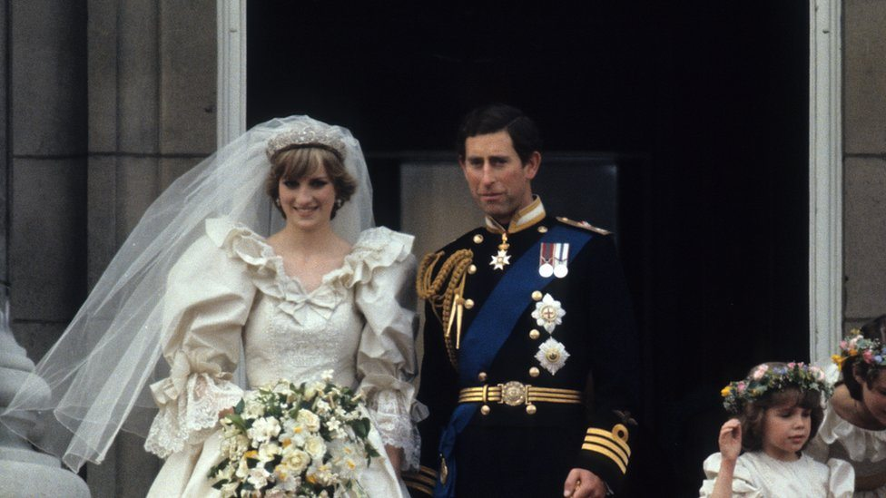 Princeza Dajana nosila je tijaru Spenserovih, koja je pripadala njenoj porodici, na venčanju s princom Čarlsom