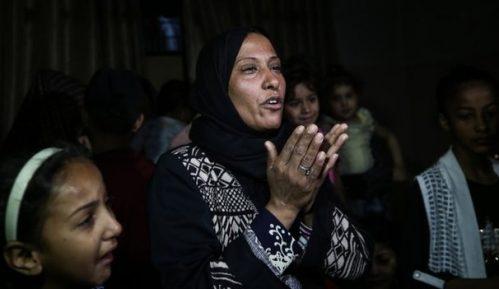 """Počela sahrana žrtava """"najsmrtonosnijeg dana"""" u Gazi 5"""