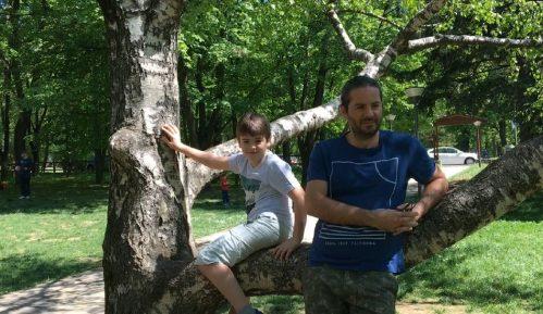 Porodiljsko odsustvo za očeve: prvi koraci s tatom 2
