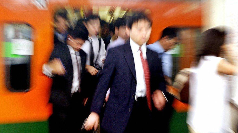 Japanski putnici