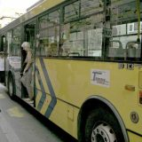 """Sloga: """"Još linija prevoza se daje privatnicima, GSP se sistemski uništava"""" 4"""