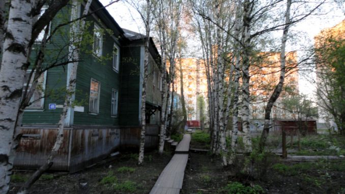 Arhangeljsk (6): Dan duži od veka 1