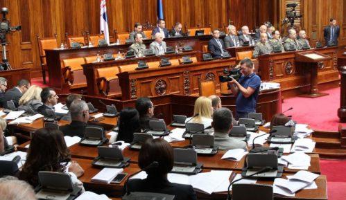 Skupština odbacila predlog o anketnom odboru za helikoptersku nesreću 2