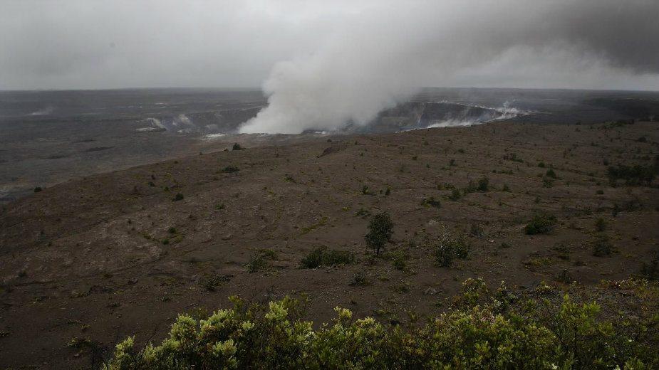Vulkan Etna na Siciliji ponovo u erupciji 1