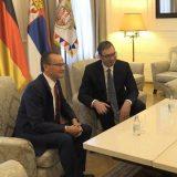 Krihbaum sa Vučićem: Ne želimo novi Kipar 4