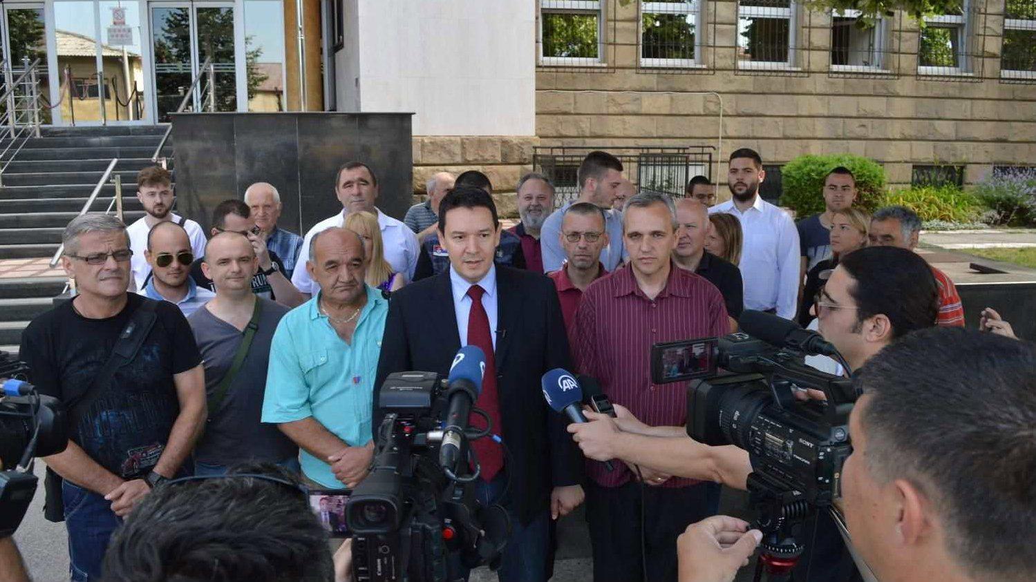 Šarović: Nije bilo genocida u Srebrenici 1