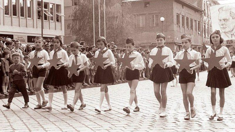 Jugoslavija na današnji dan slavila Dan mladosti 1