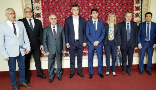 Delegacija Azerbejdžana posetila Pirto 10