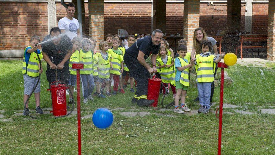 Obeležavanja Međunarodnog dana vatrogasaca 1