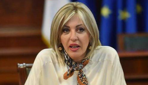 Joksimović i Krihbaum: Srbija potvrdila da je pouzdan i ozbiljan partner za EU 3
