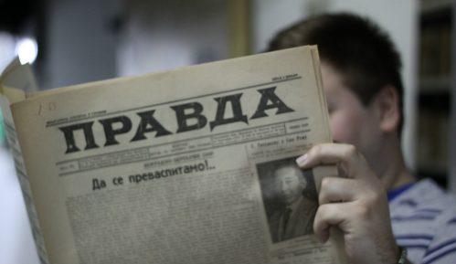 Kako je pre 80 godina izgledao rad u jednom dnevnom listu? 6