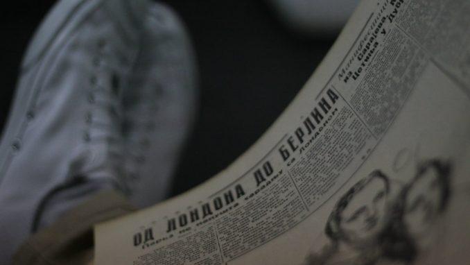 Letnja pozorišna scena i žene advokati u Beogradu pre 80 godina 13