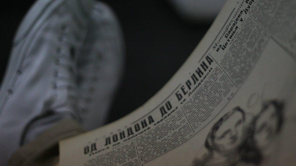 Šta je pisala jugoslovenska štampa dan pre bombardovanja 6. aprila 1941. godine? 1