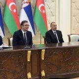 Vučić: Srbija želi da unapredi saradnju sa Azerbejdžanom 4