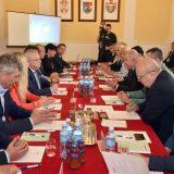 Delegacije skupština Vojvodine i Istre o razvoju poljoprivrede i saradnji 11