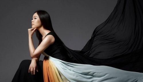 Korejska pijanistkinja sa Beogradskom filharmonijom 6