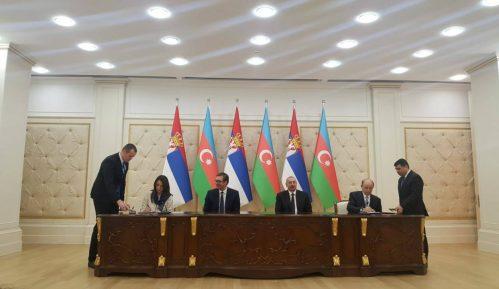 Ministarstva pravde Srbije i Azerbejdžana potpisali Memorandum o saradnji 9