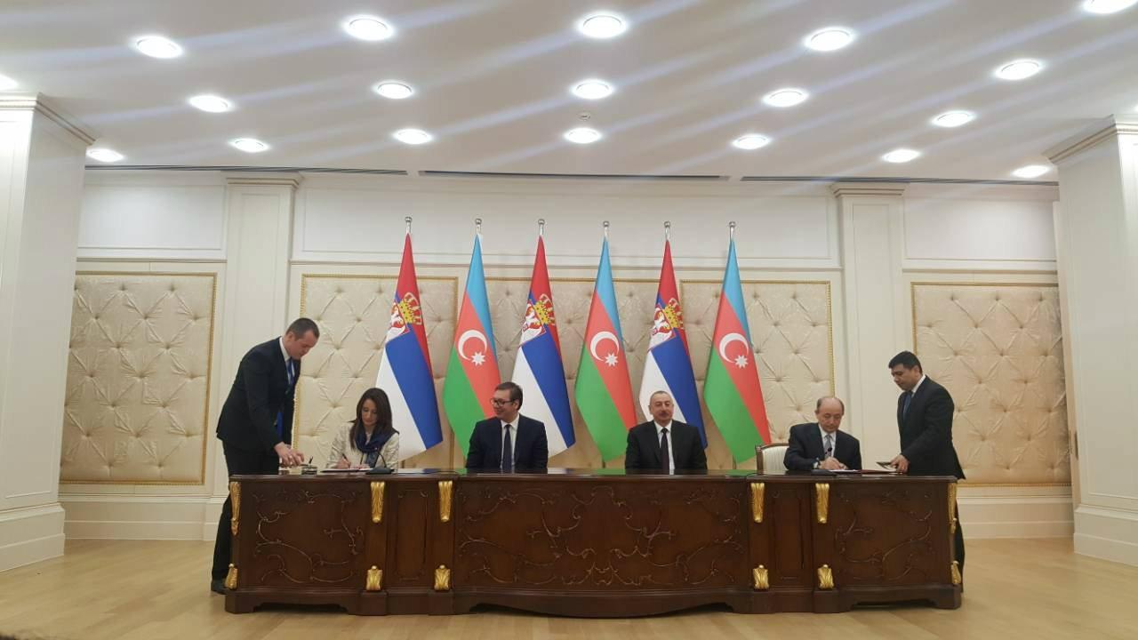 Ministarstva pravde Srbije i Azerbejdžana potpisali Memorandum o saradnji 1