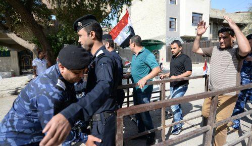 Izbori u Iraku - glasanje uz policijski čas 9