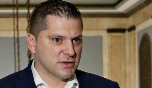Nikodijević (SPS): Ponašanje SZS na promociji knjige zaslužuje krivično gonjenje i osudu 1