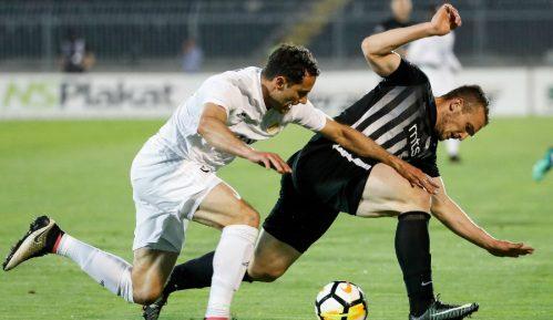 Čukarički golom u 90. minutu pobedio Partizan 1