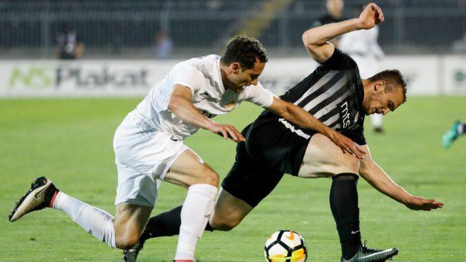 Čukarički golom u 90. minutu pobedio Partizan 3