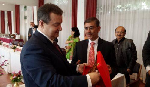 Dačić u Nepalu o saradnji privrednih komora 13