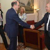 Pastor: Italija snažno podržava evropski put Srbije 4