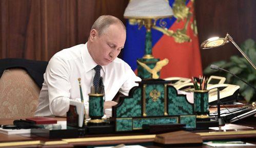 Putin položio zakletvu, još šest godina predsednik Rusije (VIDEO) 14