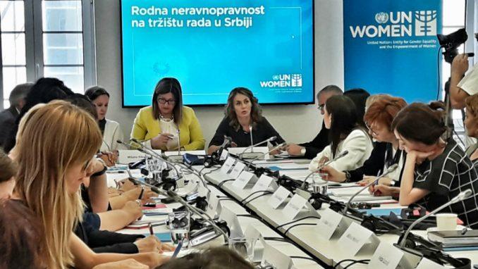 Sve lošiji položaj žena u Srbiji 1
